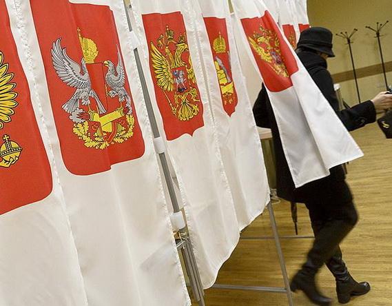 Единороссы побеждают надумских выборах наЮжном Урале Сегодня в00:17