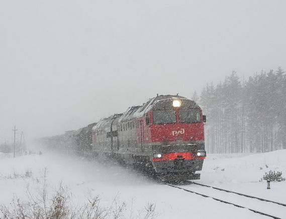 ВЧелябинской области сбитый поездом мужчина лишился стопы